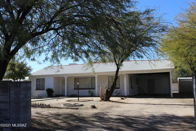 1163 N Woodland Avenue, Tucson, AZ 85712 (#22100327) :: Keller Williams