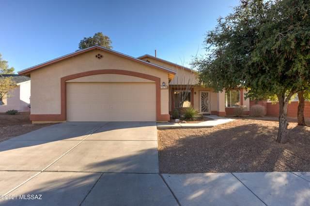 10136 E Rainbow Meadow Drive, Tucson, AZ 85747 (#22100394) :: Tucson Real Estate Group