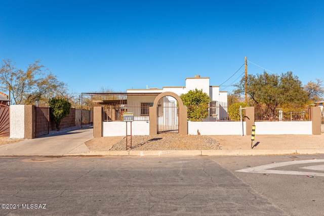 225 E Aviation Drive, Tucson, AZ 85714 (#22100400) :: Gateway Realty International
