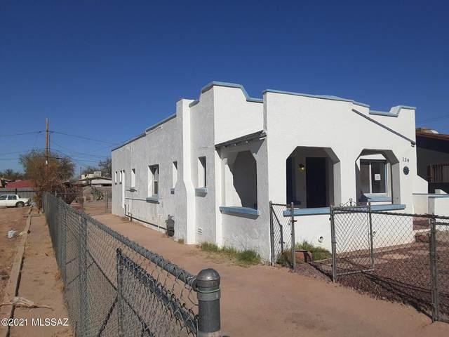 139 E 26Th Street, Tucson, AZ 85713 (#22100534) :: Gateway Realty International