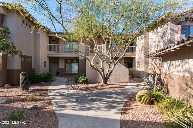 655 W Vistoso Highlands Drive #124, Oro Valley, AZ 85755 (#22100554) :: The Josh Berkley Team