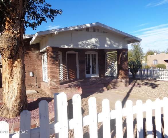 1347 N Euclid Avenue, Tucson, AZ 85719 (#22100572) :: Long Realty - The Vallee Gold Team