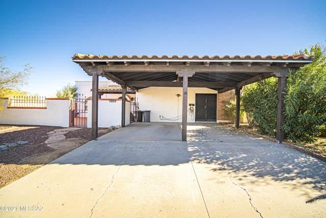 515 S Paseo Solaz, Green Valley, AZ 85614 (#22100596) :: Keller Williams