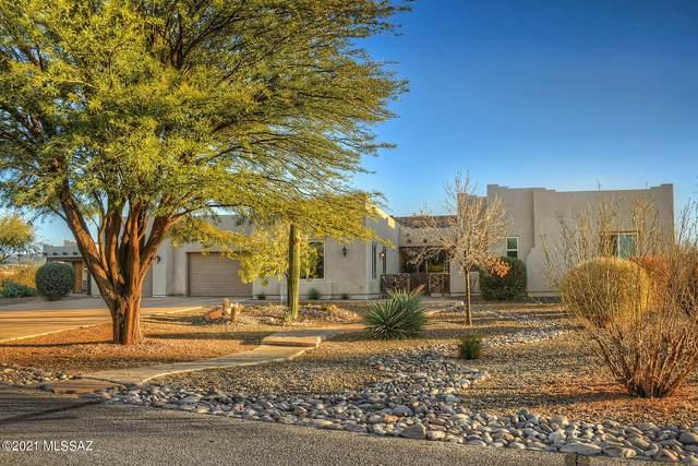 16696 S Saguaro View Lane, Vail, AZ 85641 (#22100598) :: Long Realty Company