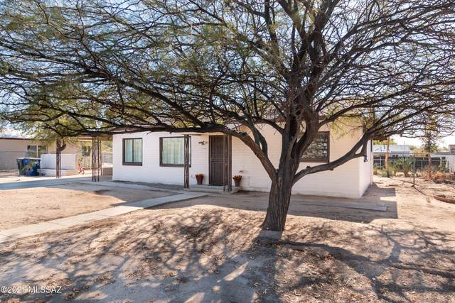 4546 E 13th Street, Tucson, AZ 85711 (#22100603) :: Keller Williams