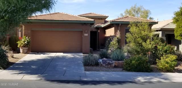 8431 N Shadow Wash Way, Tucson, AZ 85743 (#22100652) :: Tucson Real Estate Group