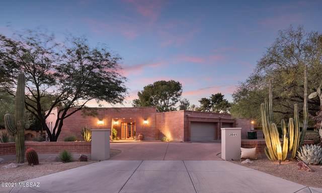 2845 N Santa Ynez Place, Tucson, AZ 85715 (#22100693) :: Long Realty - The Vallee Gold Team