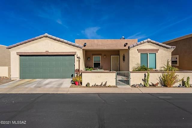 1150 W Caminito Mio, Sahuarita, AZ 85629 (MLS #22100719) :: The Property Partners at eXp Realty