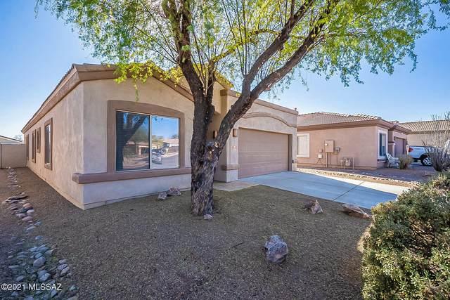146 E Corte Rancho Dorada, Sahuarita, AZ 85629 (#22100760) :: The Josh Berkley Team