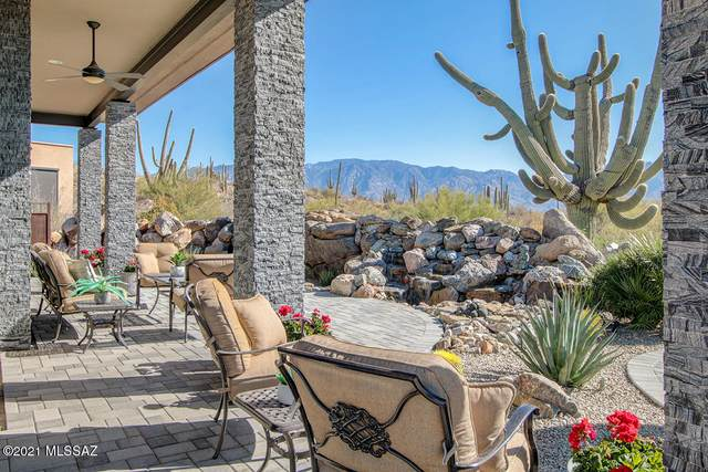 14113 N Stone Ledge Place, Oro Valley, AZ 85755 (#22100787) :: Tucson Real Estate Group