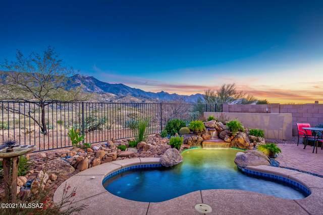 36775 S Desert Sky Lane, Tucson, AZ 85739 (#22100814) :: Long Realty - The Vallee Gold Team