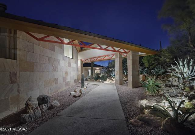 5295 E Mission Hill Drive, Tucson, AZ 85718 (#22100835) :: Long Realty - The Vallee Gold Team