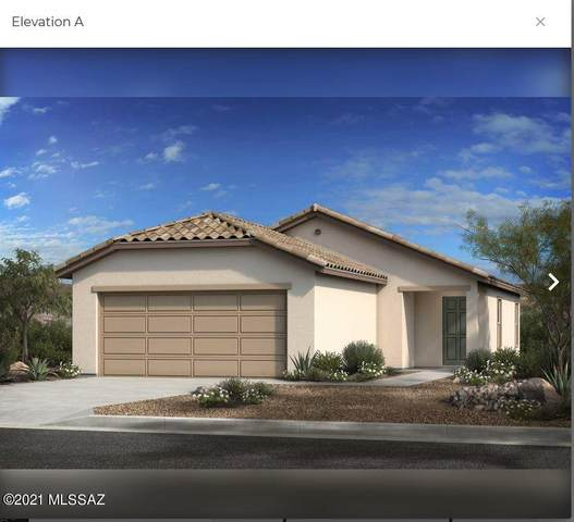 911 W Calle Sucre, Sahuarita, AZ 85629 (#22100861) :: Gateway Realty International