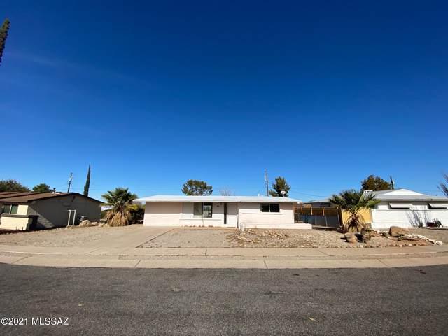 142 W Cn Rock Street, Corona de Tucson, AZ 85641 (MLS #22100868) :: The Property Partners at eXp Realty