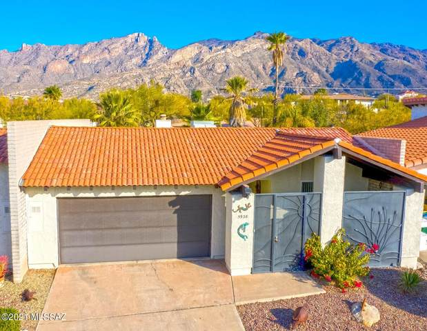 5938 N Placita Del Conde, Tucson, AZ 85718 (#22100875) :: Long Realty - The Vallee Gold Team