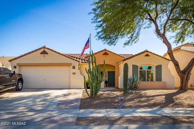 9450 N Stonebrook Drive, Tucson, AZ 85743 (#22100923) :: Long Realty - The Vallee Gold Team