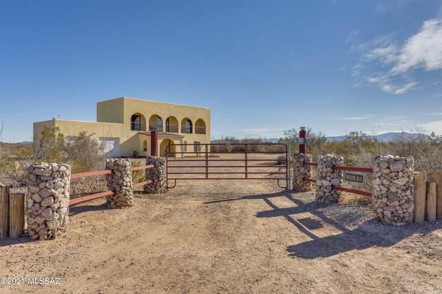 10606 E Watering Hole Street, Sierra Vista, AZ 85635 (#22100977) :: Long Realty Company