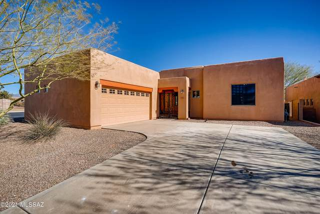 10763 S Grey Mist Court, Vail, AZ 85641 (MLS #22101002) :: The Property Partners at eXp Realty
