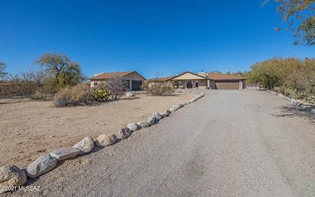 12401 E Mesquite Trail, Tucson, AZ 85747 (MLS #22101009) :: The Property Partners at eXp Realty
