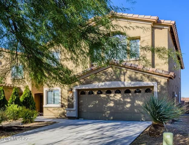 97 N Mail Station Lane, Sahuarita, AZ 85629 (MLS #22101013) :: The Property Partners at eXp Realty