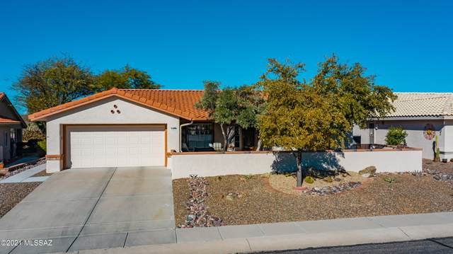 1265 E Crown Ridge Drive, Oro Valley, AZ 85755 (MLS #22101015) :: The Property Partners at eXp Realty