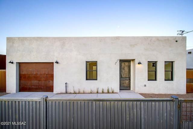 1010 S Russell Avenue, Tucson, AZ 85701 (MLS #22101032) :: The Property Partners at eXp Realty