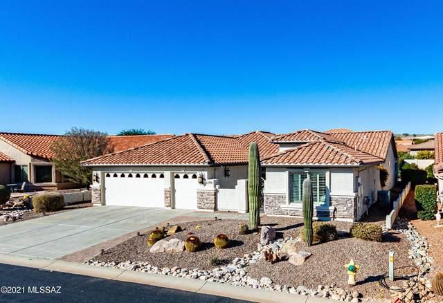 62196 E Briarwood Drive, Saddlebrooke, AZ 85739 (#22101036) :: Tucson Property Executives