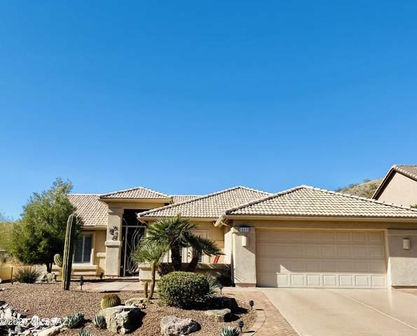 38590 S Sand Crest Drive, Saddlebrooke, AZ 85739 (#22101040) :: Long Realty - The Vallee Gold Team