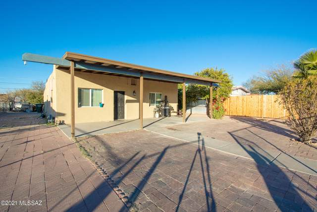 502 W Columbia Street, Tucson, AZ 85714 (#22101046) :: Keller Williams