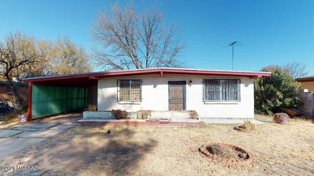 20 Chula Vista Lane, Nogales, AZ 85621 (#22101050) :: Keller Williams