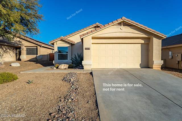 13254 N Mortar Pestle Court, Oro Valley, AZ 85755 (MLS #22101057) :: The Property Partners at eXp Realty