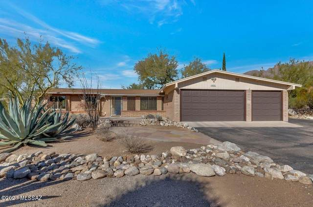 6721 N Quartzite Canyon Place, Tucson, AZ 85718 (#22101067) :: Long Realty - The Vallee Gold Team