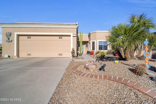2509 S Pecan Valley Place, Green Valley, AZ 85614 (#22101076) :: Long Realty - The Vallee Gold Team