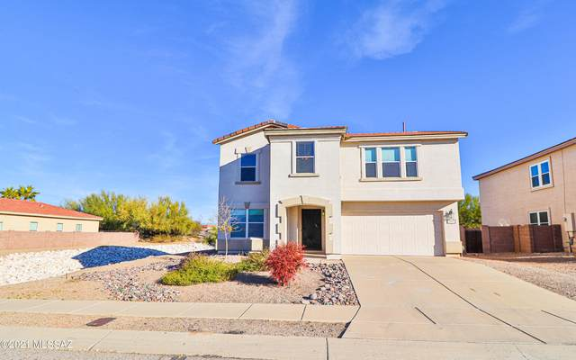 13635 E Diablo Creek Drive, Vail, AZ 85641 (MLS #22101085) :: The Property Partners at eXp Realty