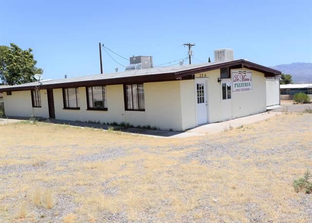 329 S Ave A, San Manuel, AZ 85631 (MLS #22101087) :: My Home Group
