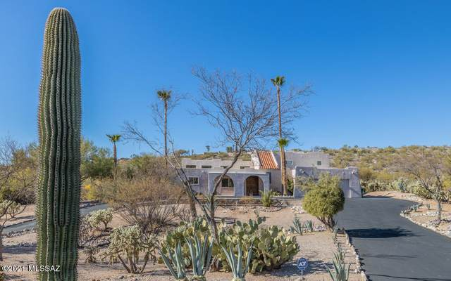 5245 N Post Trail, Tucson, AZ 85750 (MLS #22101096) :: The Property Partners at eXp Realty