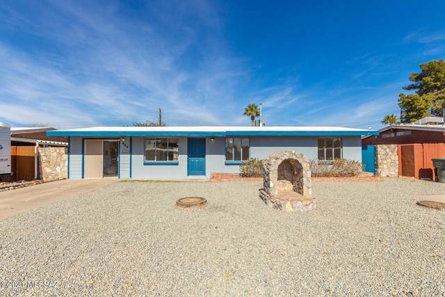 956 W Simmons Street, Tucson, AZ 85705 (#22101125) :: Keller Williams