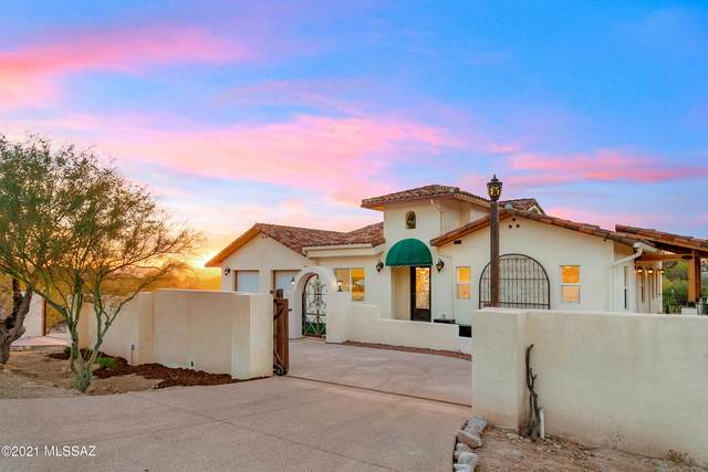 5201 N Camino Real, Tucson, AZ 85718 (#22101126) :: Kino Abrams brokered by Tierra Antigua Realty