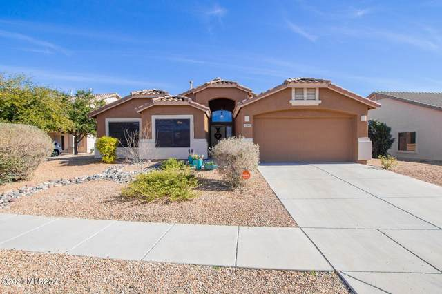 10961 S Alley Mountain Drive, Vail, AZ 85641 (MLS #22101130) :: The Property Partners at eXp Realty