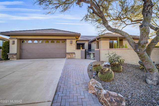 2390 E Bluejay Bluff Lane, Green Valley, AZ 85614 (#22101133) :: Long Realty - The Vallee Gold Team