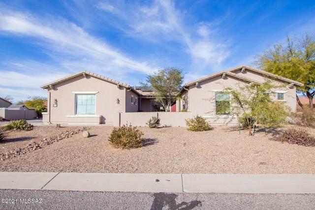 9895 S Camino De La Calinda, Vail, AZ 85641 (MLS #22101135) :: The Property Partners at eXp Realty