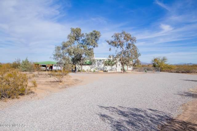 16270 W Snakeweed Trail, Marana, AZ 85653 (#22101140) :: Tucson Real Estate Group