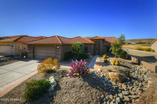 37724 S Desert Bluff Drive, Tucson, AZ 85739 (#22101150) :: Tucson Property Executives