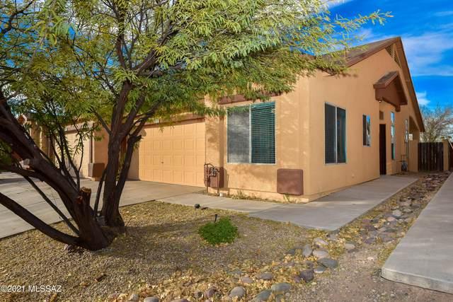 2057 E Calle Arroyo Lindo, Tucson, AZ 85706 (#22101164) :: Gateway Realty International