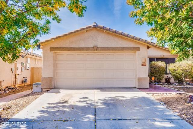 8891 N Majestic Mountain Drive, Tucson, AZ 85742 (MLS #22101168) :: The Property Partners at eXp Realty