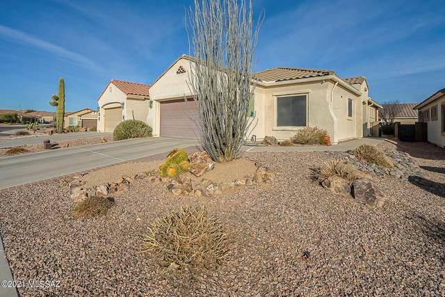 582 West Calle Media Luz, Sahuarita, AZ 85629 (MLS #22101182) :: The Property Partners at eXp Realty