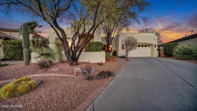 1382 N Boyce Avenue, Green Valley, AZ 85614 (#22101185) :: Tucson Real Estate Group