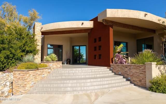 4060 E La Espalda, Tucson, AZ 85718 (MLS #22101188) :: The Property Partners at eXp Realty