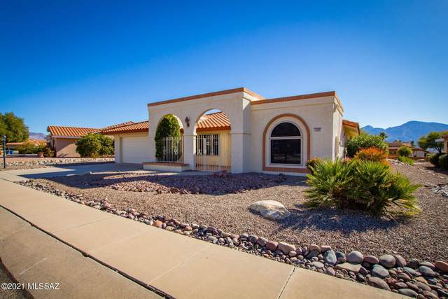 1434 E Bright Angel Drive, Oro Valley, AZ 85755 (MLS #22101192) :: The Property Partners at eXp Realty