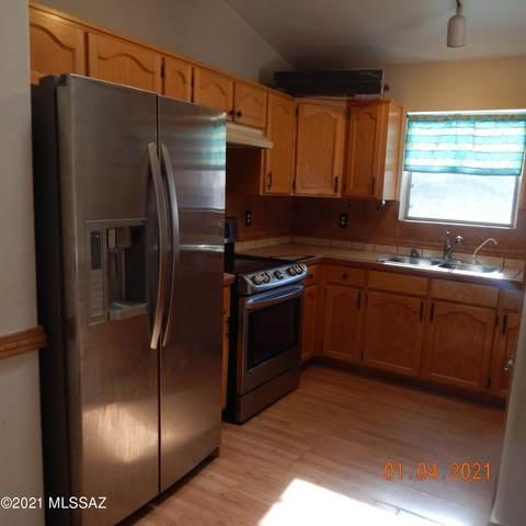 1745 W Corte Del Calvo, Sahuarita, AZ 85629 (MLS #22101196) :: The Property Partners at eXp Realty